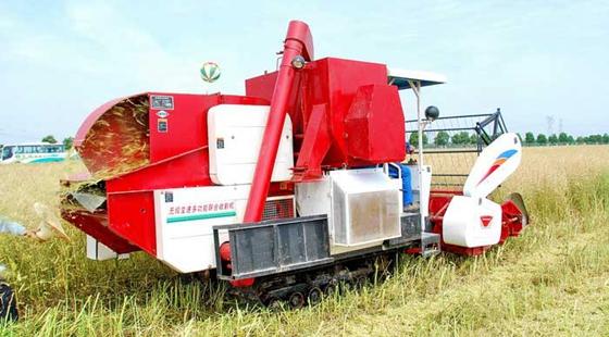 辽宁:唯一实现主要农作物生产全程机械化示范区