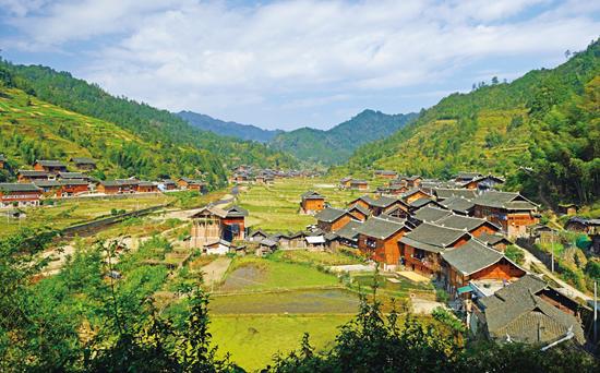 重庆开州:发展乡村旅游带来16亿元收入