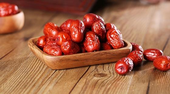 山西晋中特产  红枣的功效与食用禁忌