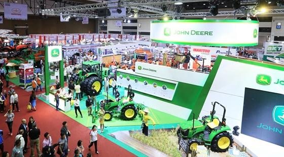 2016东盟泰国国际农业机械博览会(SIMA)