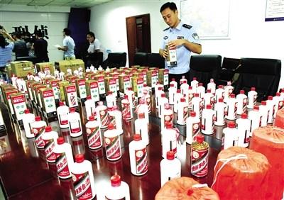 郑州一饭店14名服务员掉包客人茅台 涉案金额60余万元
