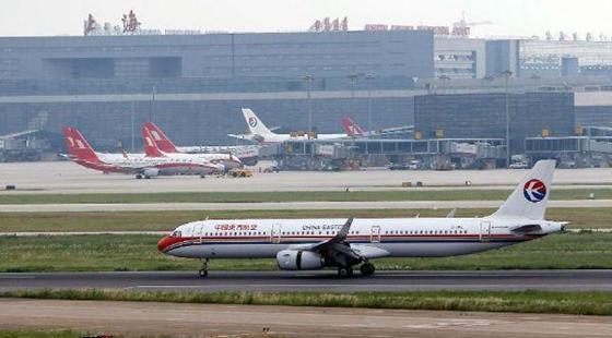 上海:虹桥两客机险相撞 民航局介入调查
