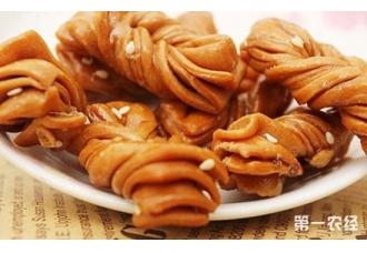 天津特产小吃:蜜麻花的做法