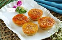 上海奉贤传统特产小吃:海棠糕做法