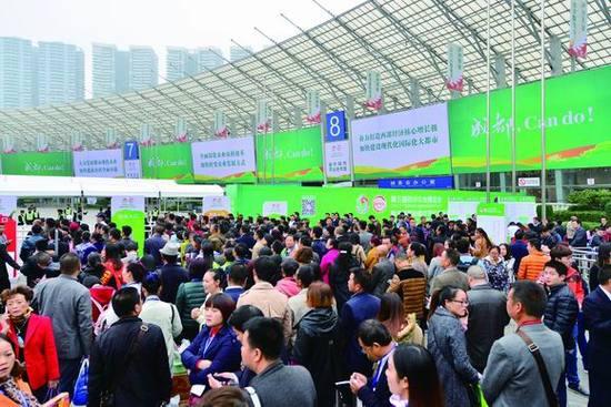 2016第四届成都农博会于12月1日在成都会展中心举行 为期4天