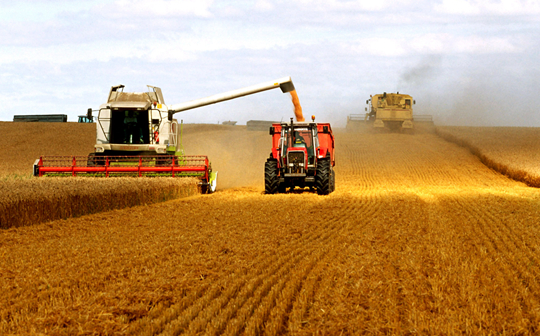 <b>江苏苏州:加大粮食生产全程机械化资金投入</b>