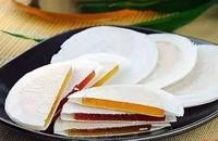 北京特产小吃:茯苓饼