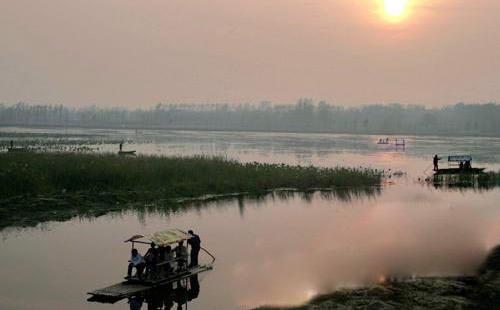 江苏省淮阴市:打造黄河故道现代农业亮点工程
