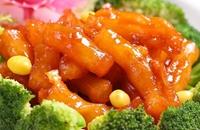 西藏阿里普兰县特产小吃:晋兰夏河蹄筋怎么做?
