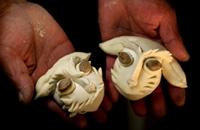 山西晋城特产:面羊的做法