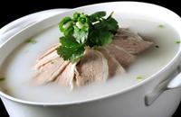 枣庄羊肉汤 山东枣庄市特产