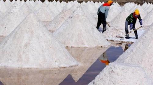 盐业体制改革:部分地区食盐价格可能下降
