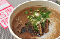 湖北天门市特产美食:黄潭米粉(图片)