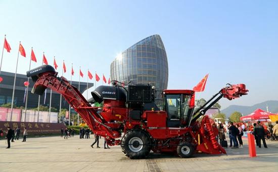 <b>2016中国甘蔗机械化展览会在广西柳州召开</b>