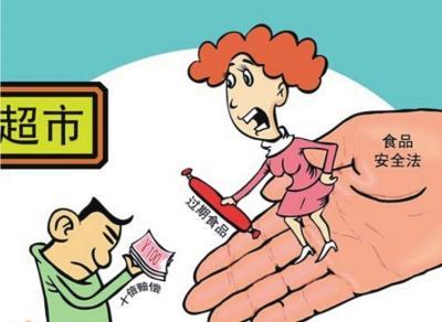 <b>北京家乐福售过期食品 上月被判赔11次</b>