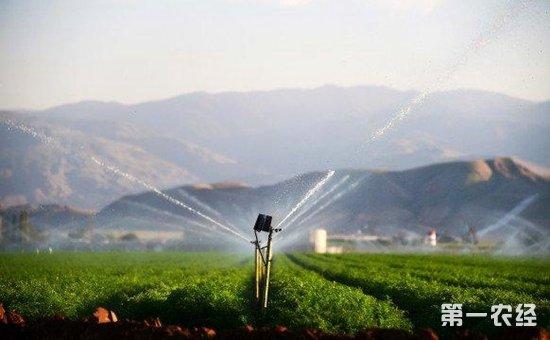 年全国农业新增高效节水灌溉面积超额完成