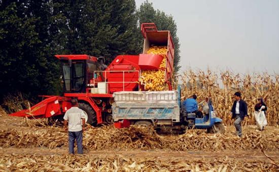 <b>江苏:推进粮食生产全程机械化达到80%以上</b>