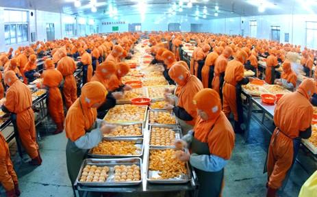 进一步促进发展农产品加工 推动农业供给侧结构性改革