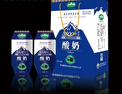 青海:2批次雪峰牦牛乳业酸奶乳酸菌数不合格