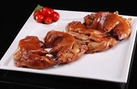 红扒猪手 吉林白城市姚南特产美食