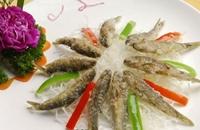 山东泰安泰山著名特产:泰山赤磷鱼