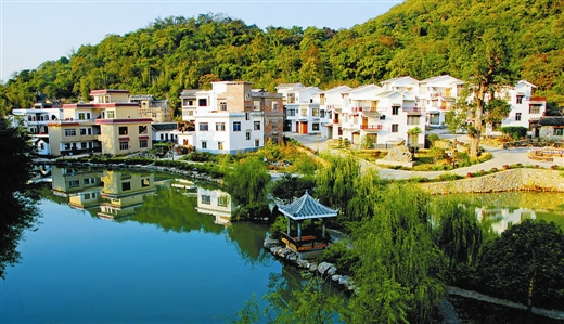 广西:全面启动宜居生态文明乡村建设