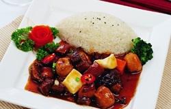 台湾特产:台湾卤肉饭正宗做法