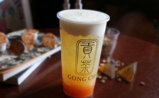 德阳:奶茶店做活动时使用过期原料制作奶盖茶