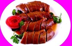 山东省莱芜钢城区特产:双烤肉
