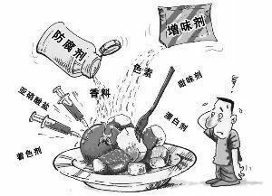 陕西宝鸡:23批次食品不合格 主要是餐饮具和卤牛肉
