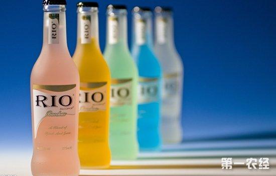 """包装""""擦边球""""RIO锐澳鸡尾酒  通化一酒厂被罚300万?"""
