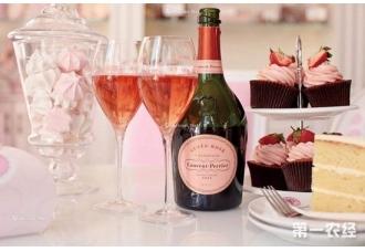 桃红香槟上演不一样的诱惑(图片)