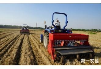 <b>甘肃省:农机补贴推进农业生产全程机械化</b>