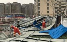 江苏:风雹灾害致7人死亡 3.5万人受灾