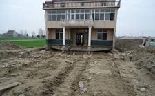 """江苏元竹:农户花费12万元将三层小楼房平移150米""""让路"""""""