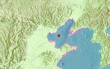 今早渤海海域发生4.2级地震 震源深度达31千米