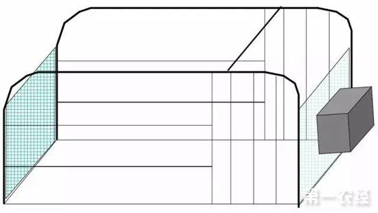 猪舍设计图:猪舍建造细节尺寸图纸 - 养猪场 - 第一