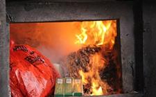株洲:大快人心!食药监局集中销毁500余公斤假冒伪劣食品药品