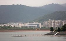 湖南:水文局发布洪水黄色预警 水库开闸泄洪减轻降水影响