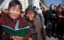 湖南郴州:促进失地农民及返乡农民工进厂就业