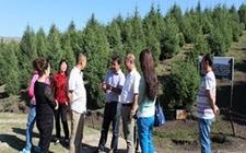 新疆兵团八师149团农业公司二区开展好爱国卫生月活动