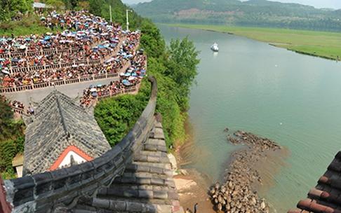 四川蓬安:23年历史的特色放牛节成闻名遐迩的旅游名片