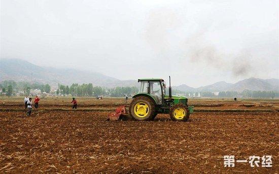 农业机械质量调查
