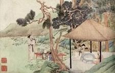 原来古代人这样喝茶!看这7幅茶画窥古代茶事