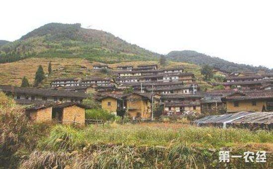 中国传统村落建设