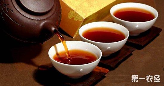中国茶产业发展的现状及困境