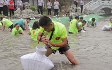 江苏泰州:全民体育健身大赛将农事农味农趣融入运动
