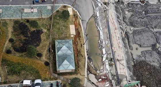过度开采地下水致使京津冀地面沉降严重
