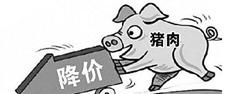 猪肉价格下跌不停 养猪人都蒙圈了!