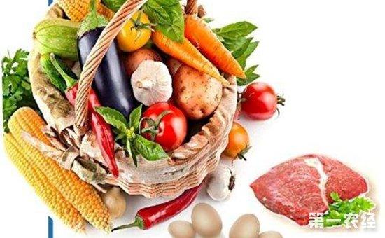 农副产品价格持续走低